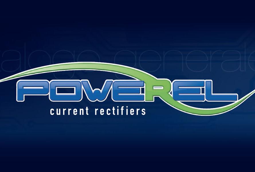 Fondo powerel logo