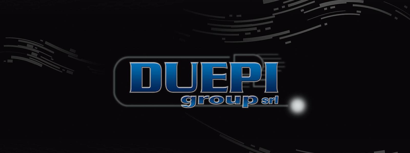 Grafica Brochure Duepi group Vicenza servizio fotografico
