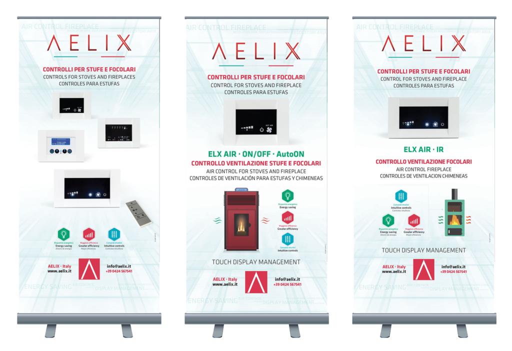 Rollup Prodotti Aelix
