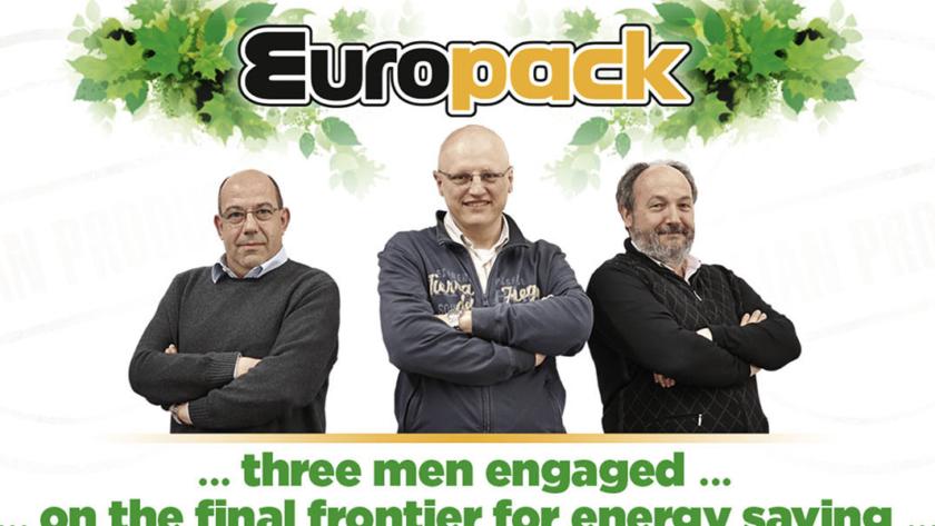 Sito Internet Winnergreen by Europack