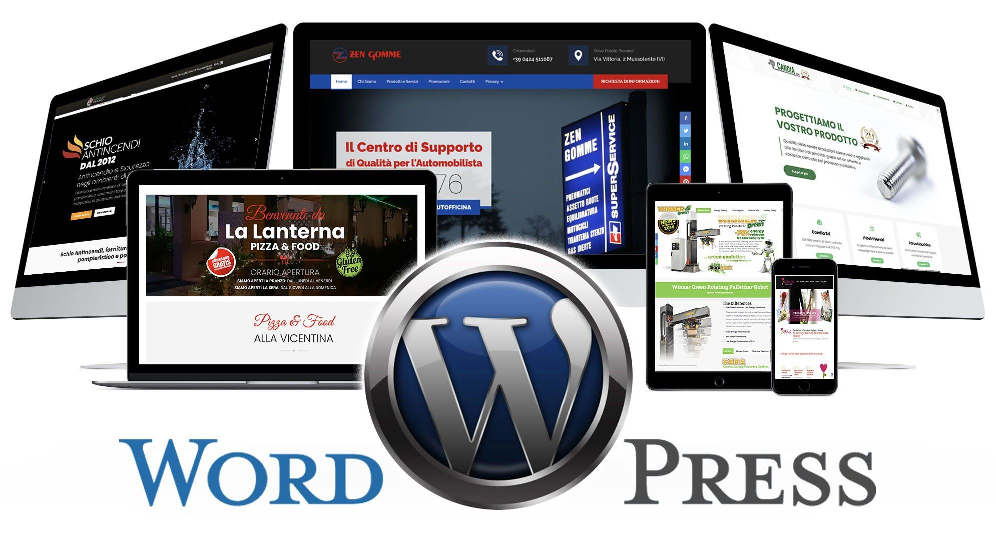 siti internet wordpress vicenza