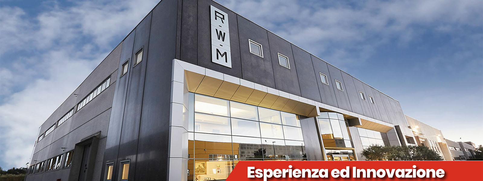Sito Web RWM Srl Italia