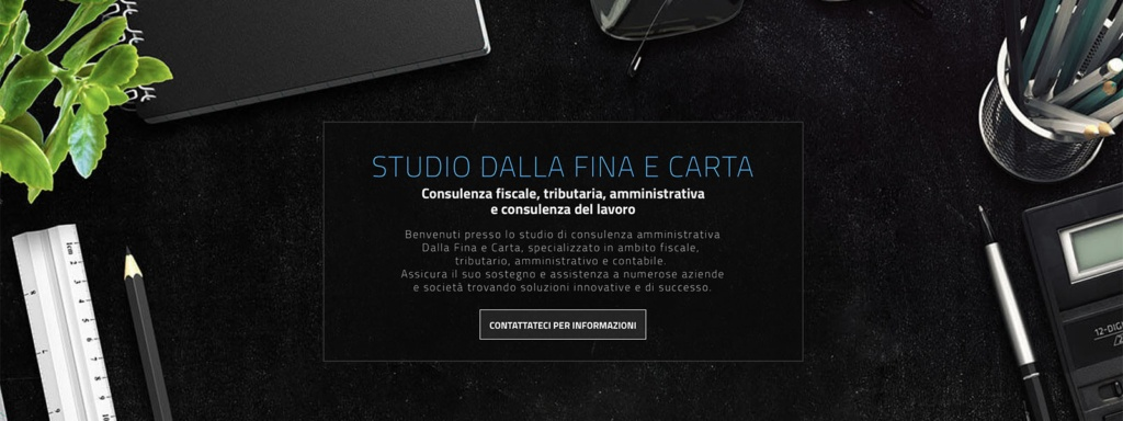 Sito Web Studio Dalla Fina e Carta