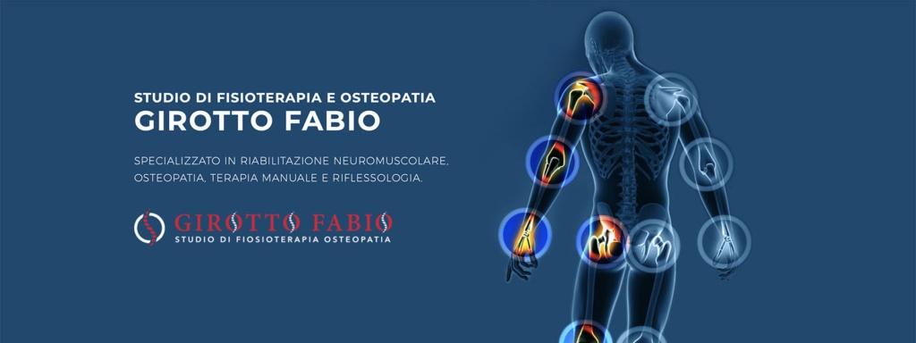 Sito Web Studio Fisioterapia Girotto