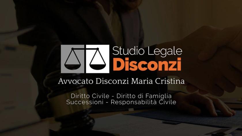 Sito Web Studio Legale Disconzi