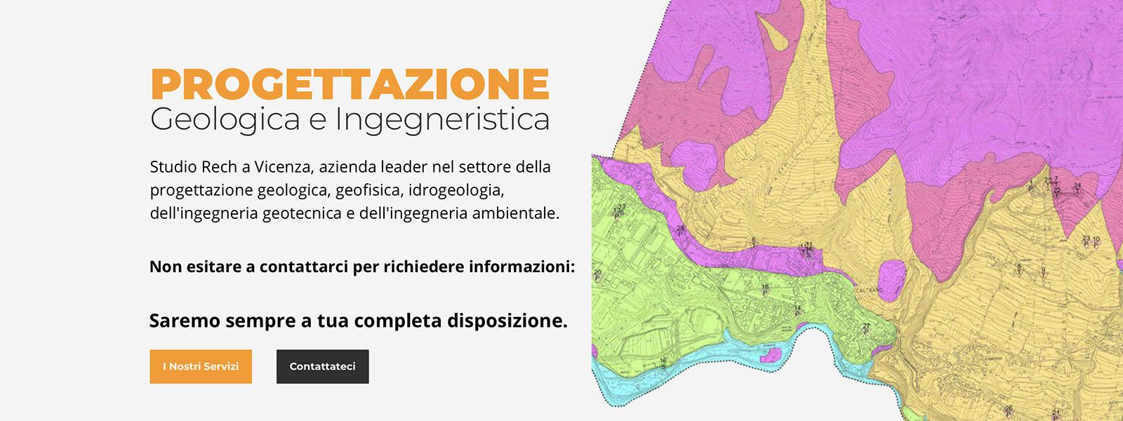 Sito Web Studio Rech Vicenza