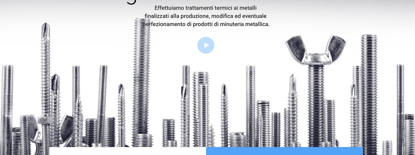Sito Web Tottene Minuterie Metalliche