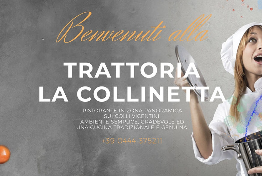 Sito Web Trattoria La Collinetta
