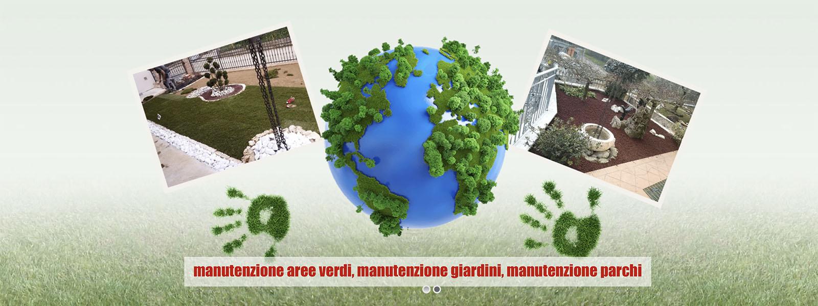 Sito Web Trifolium Giardini Vicenza