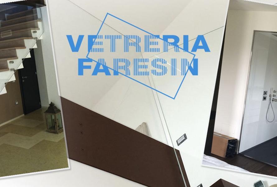 Sito Web Vetreria Faresin Sas