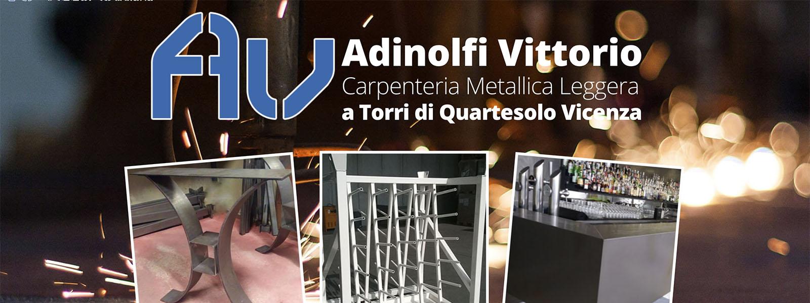 Sito Web Adinolfi Vittorio Carpenteria
