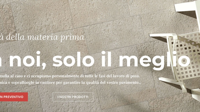 Sito Web Angolo Della Ceramica