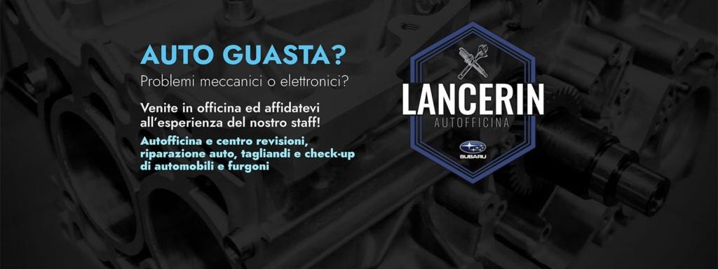 Sito Web Autofficina Lancerin