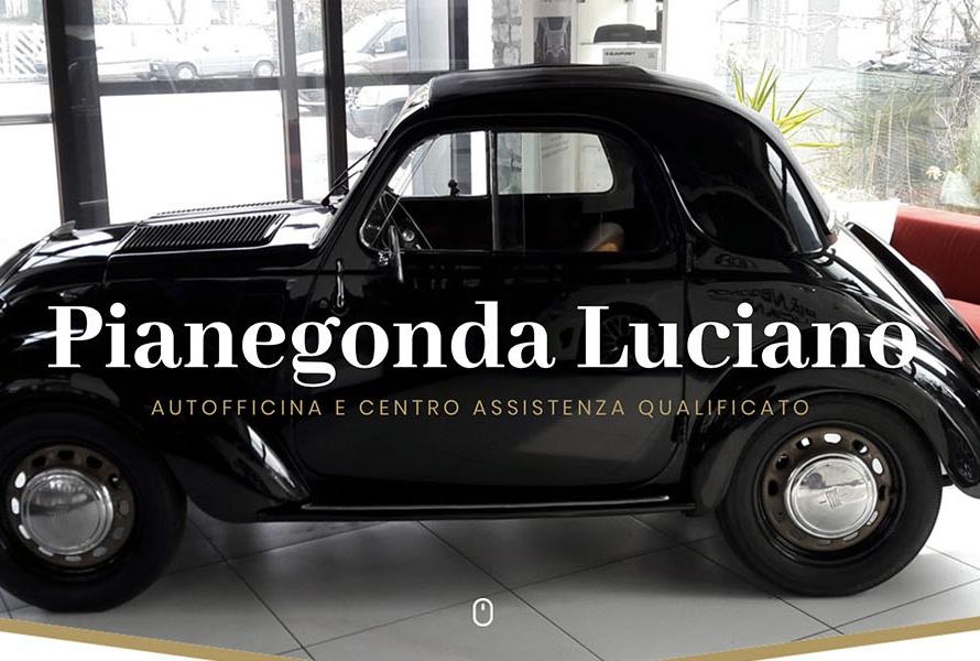 Sito Web Autofficina Pianegonda Luciano