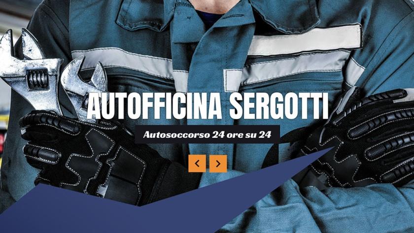 Sito Web Autofficina Sergotti