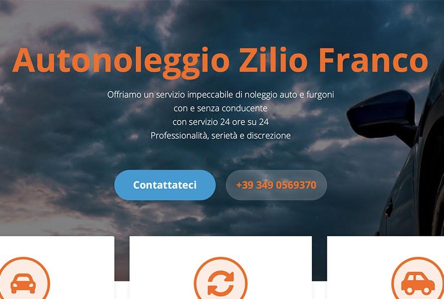 Sito Web Autonologgio Zilio Franco