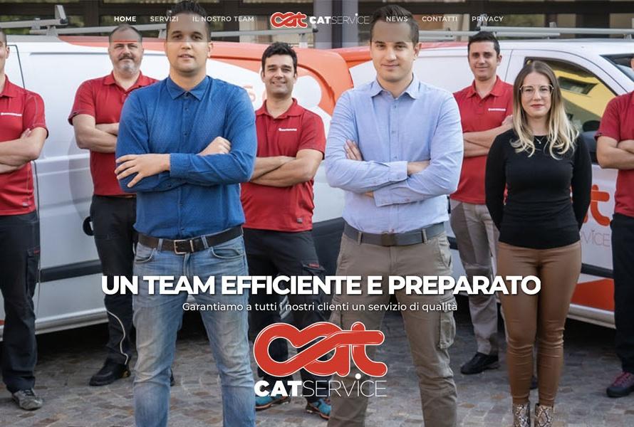 Sito Web CAT Service