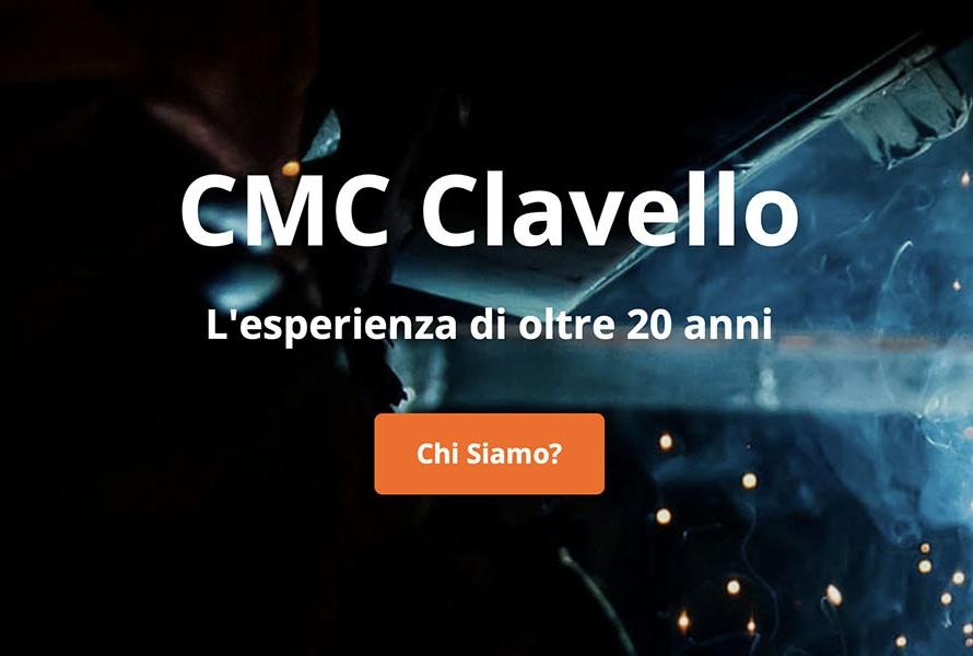 Sito Web CMC Clavello Srl