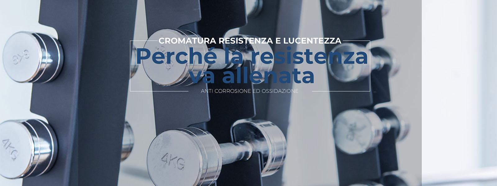 Sito Web CT Crom Metalmeccanica