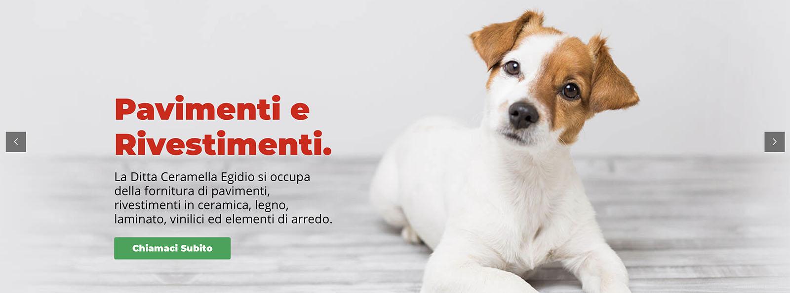Sito Web Ceramella Egidio