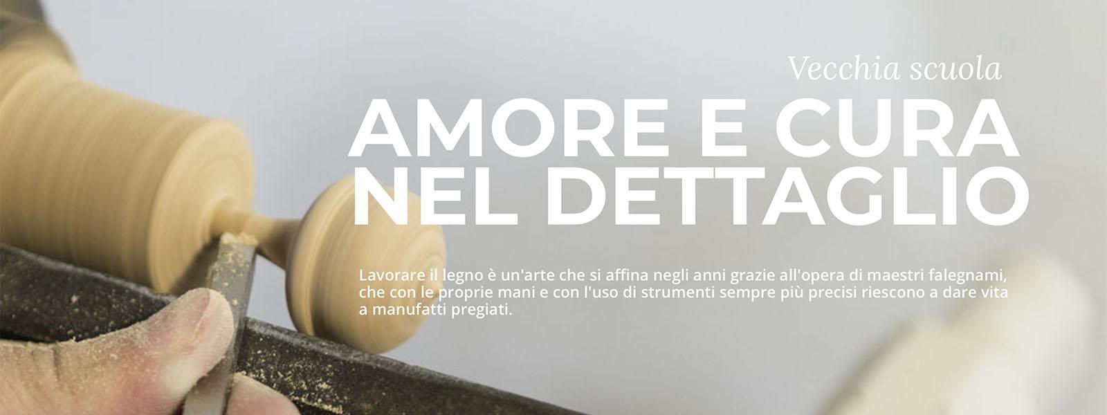 Sito Web Falegnameria Rossi F.lli