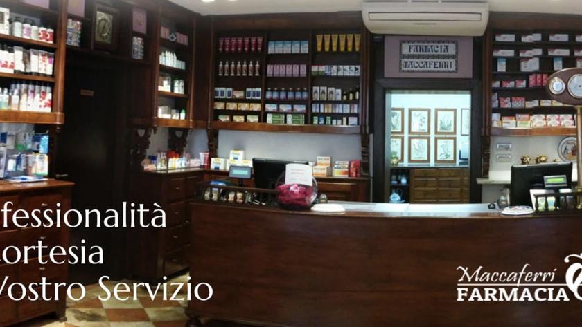 Sito Web Farmacia Maccaferri