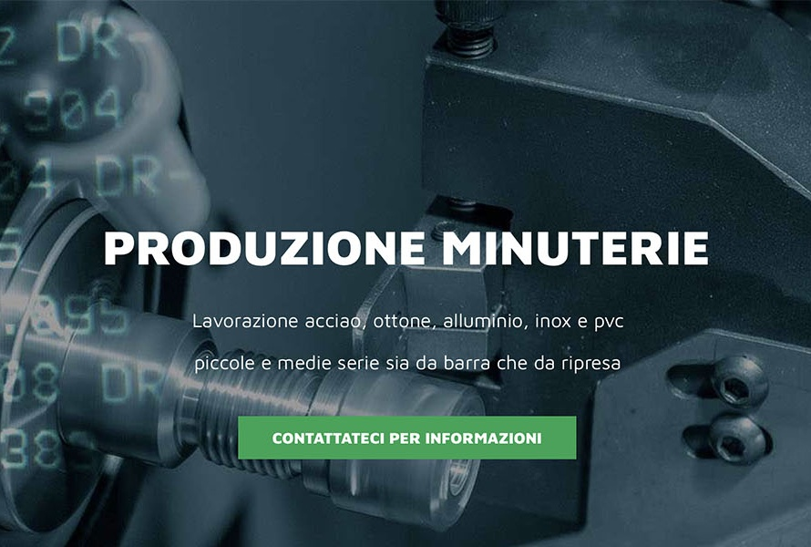 Sito Web GM Minuterie Frison