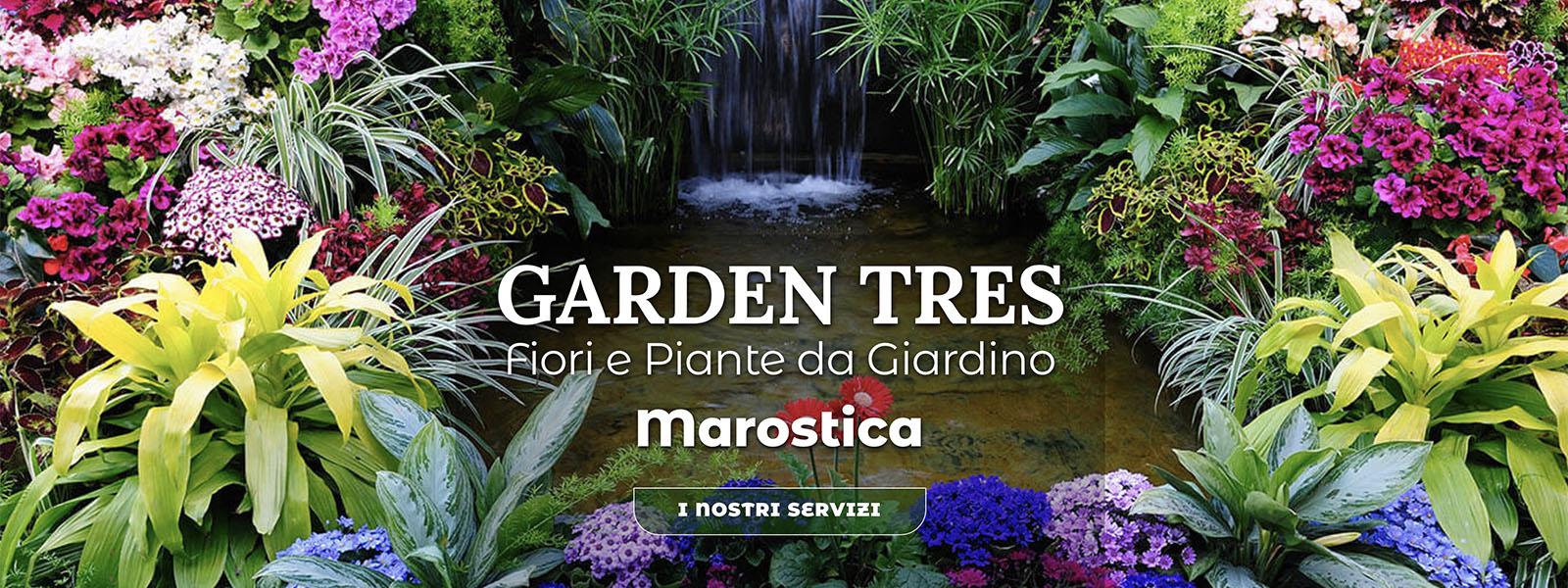 Sito Web Garden Tres Floricoltura