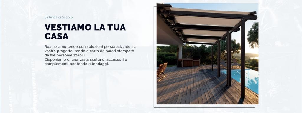 Sito Web La Tenda Scocco Vicenza