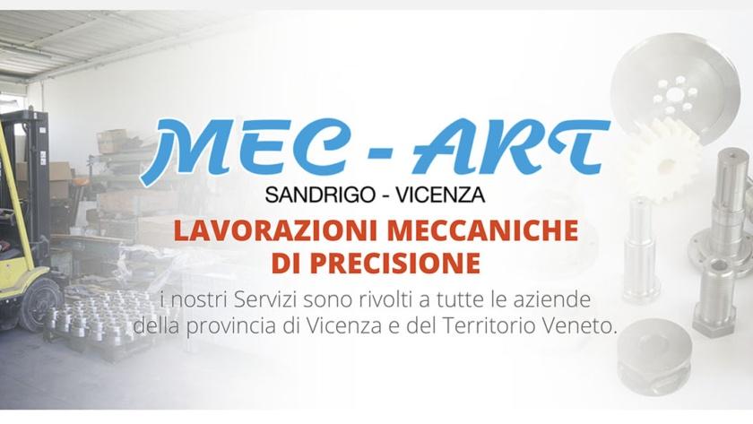 Sito Web MEC-ART Meccanica