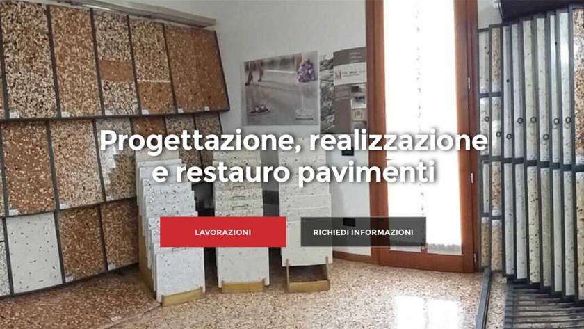 Sito Web Mozzo Pavimenti Veneziana