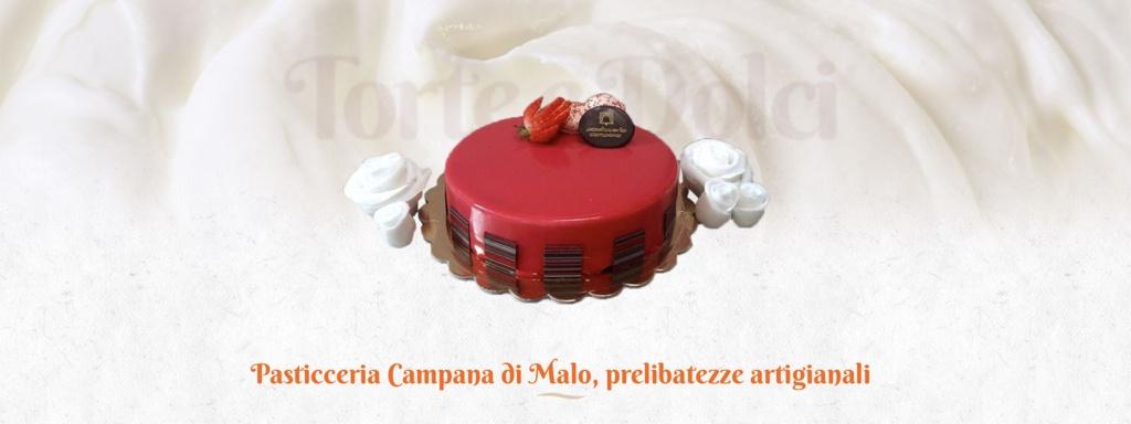 Sito Web Pasticceria Campana