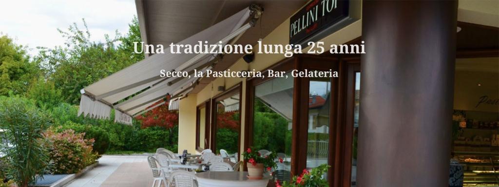 Sito Web Pasticceria Secco Snc