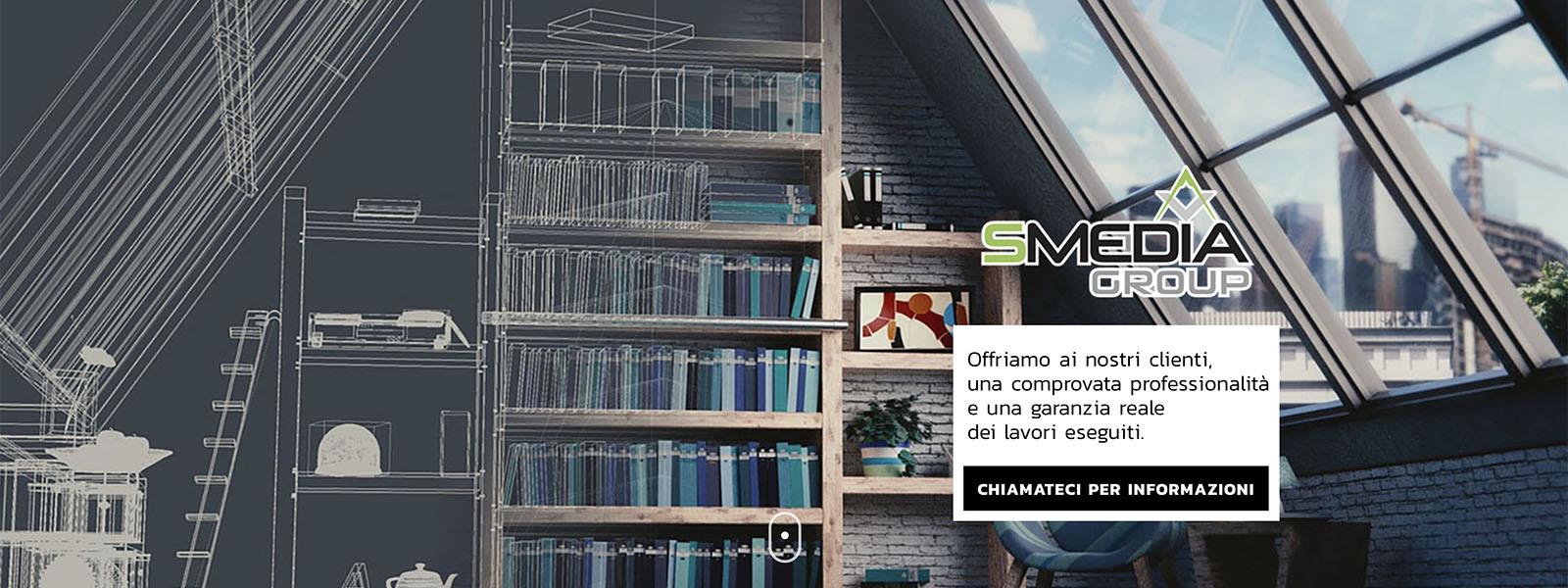 Sito Web Smedia Group Srl