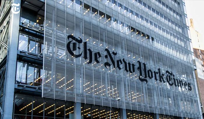 The New York Times wordpress