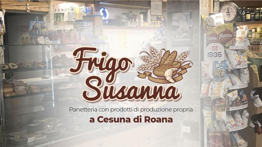 Sito Web Frigo Susanna Panetteria