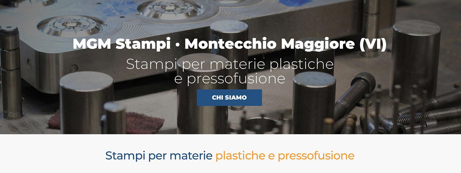 Sito Web MGM Stampi Schiavo