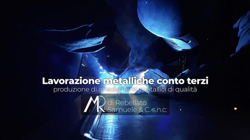 Sito Web MR Rebellato