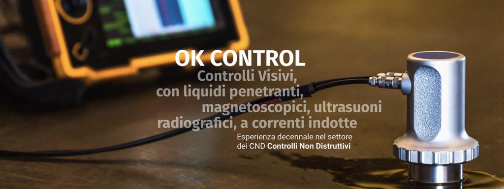 Sito Web Ok Control